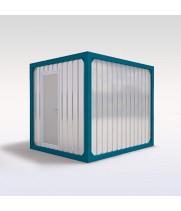 Бытовка для строителей 3,0 х 2,40 БК03 (3м)