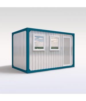 Бытовка для строителей 4,0 х 2,40 БК03 (4м)